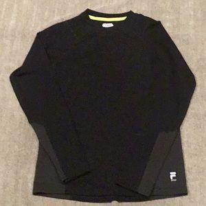 5/$25 Fila long sleeve shirt